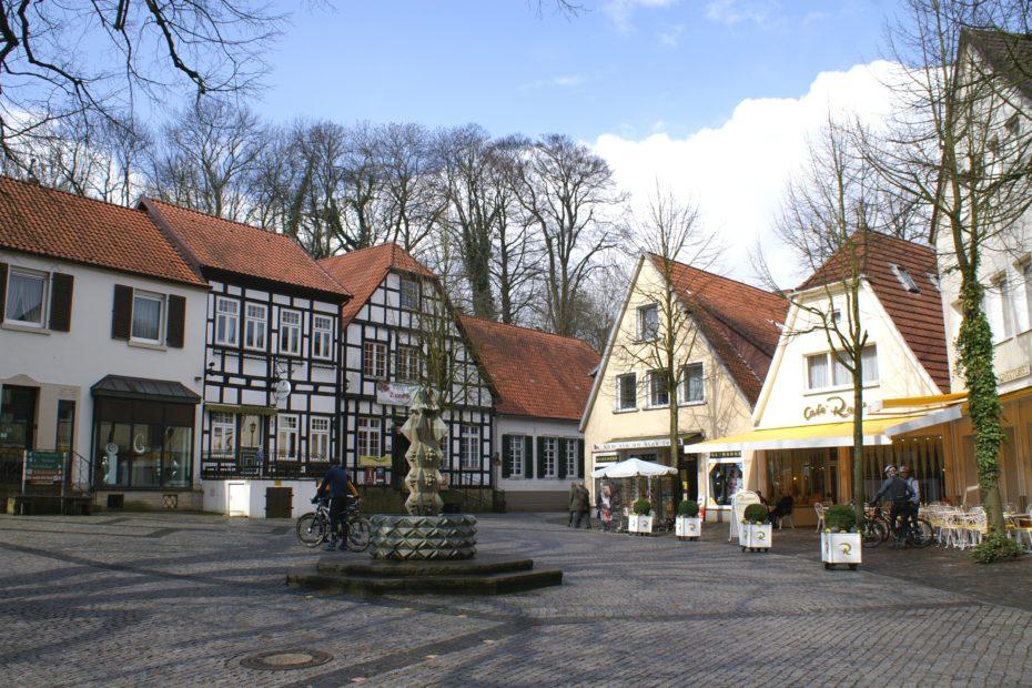 Wandern in Tecklenburg